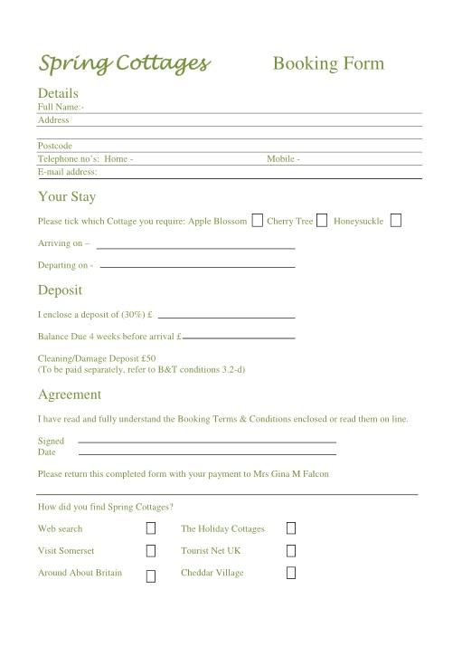 bookingform